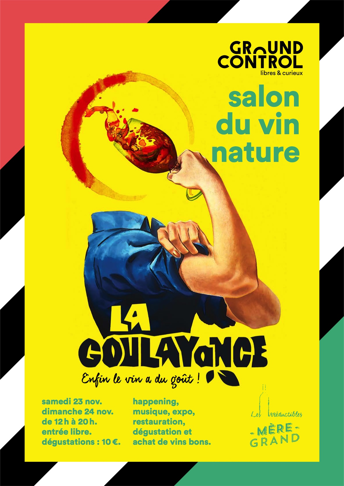 La Goulayance_winefair Paris