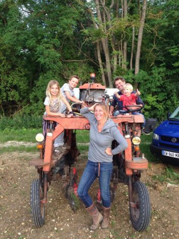 Samen op de traktor 2019